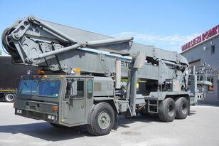 TEREX 6x4, lift, basket lift, height 40m articulated boom lift
