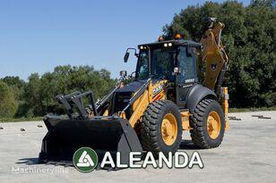 new CASE 695 ST backhoe loader