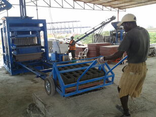 new CONMACH BlockKing-25MS Concrete Block Making Machine -12.000 units/shift block making machine