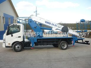 new HINO 300 ВІПО-24-01 bucket truck