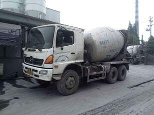 HINO concrete mixer truck