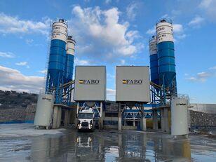 new FABO POWERMIX-200 NOUVELLE SYSTEME D'INSTALLATION DE CENTRALE À BÉTON concrete plant