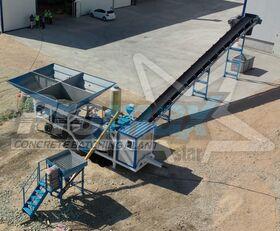 new PROMAX Mobile Concrete Batching Plant M35-PLNT concrete plant