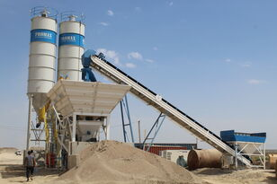 new PROMAX Mobile Concrete Batching Plant PROMAX M100 (100m3/h) concrete plant