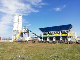 new PROMAX Planta de Hormigón Compacta C60-SNG LINE (60m³/h) concrete plant