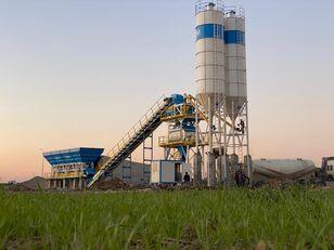 new PROMAX S130-TWN (130m3/h) concrete plant
