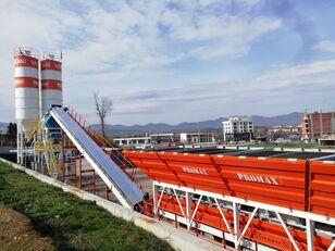new PROMAX STATIONARY Concrete Batching Plant S100 TWN  concrete plant