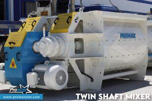 new PROMAX Двухвальный смеситель 3 м3 /2 м3 concrete plant