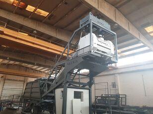new SKYMIX SKY60MS concrete plant