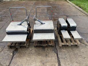 VÖGELE Poszerzenia - VOGELE MODEL:1600,1800,1900, 2100/ -3 crawler asphalt paver