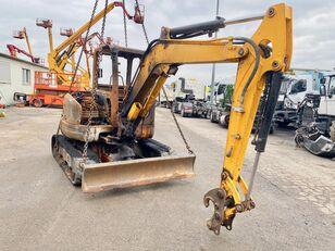 damaged KUBOTA 48-4  mini excavator