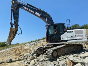 new HIDROMEK  HMK 230 LC H4 tracked excavator