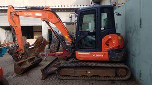 KUBOTA KX057-4 tracked excavator