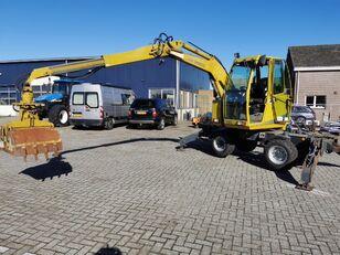 LANZ FB3000 wheel excavator