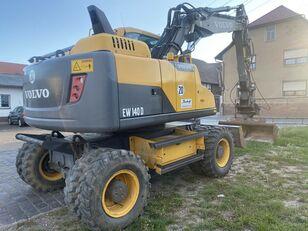 VOLVO EW 140 D wheel excavator