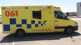 MERCEDES-BENZ SPRINTER 319 ambulance