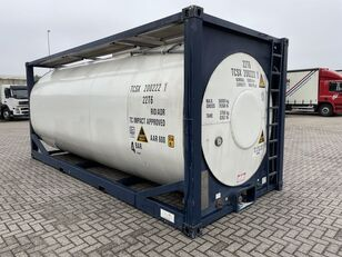 TRENCOR 30m3 30ft tank container