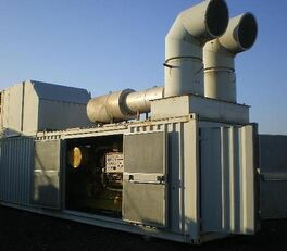 CATERPILLAR G3512 Bio-Gas other special container